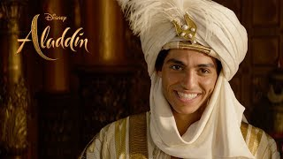 "Disney's Aladdin - ""Worlds Review"" TV Spot"