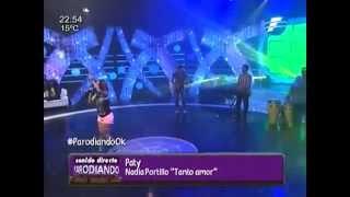 Paty Orue parodia a Nadia Portillo #ParodiandoOk - 16-06-2015