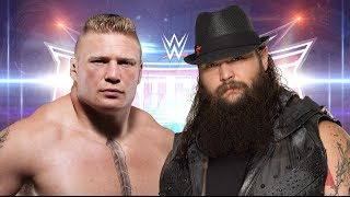 Brock Lesnar vs Bray Wyatt Wrestlemania 32 Promo HD