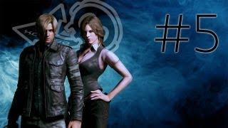 Xcrosz - Resident Evil 6: Leon - Chapter 5 [END]