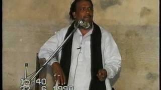 majlis-e-aza in pakistran arifwala by zakir atta hussain ranghar part. 2