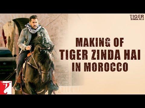 Xxx Mp4 Morocco Making Of Tiger Zinda Hai Salman Khan Katrina Kaif Ali Abbas Zafar 3gp Sex
