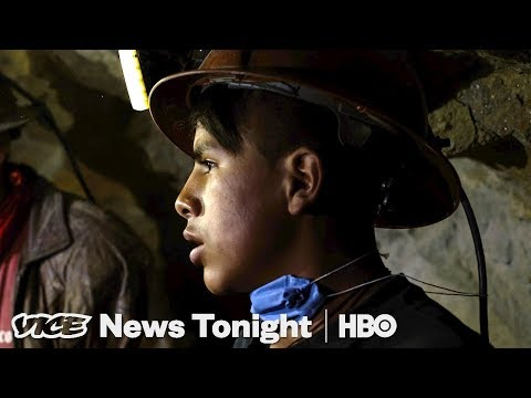 Bolivia's Child Silver Miners & Dennis Rodman in NK: VICE News Tonight Full Episode (HBO)