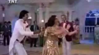 AMITABH BACHCHAN & AMRITA SINGH - SUN RUBIA - MARD 1985.flv