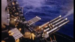 WWII La Segunda Guerra Mundial en color la Batalla de Midway