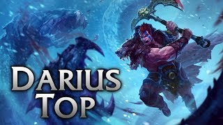 Woad King Darius Top - League of Legends Commentary