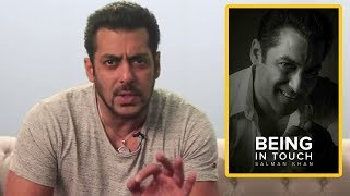 Salman Khan Being In Touch App