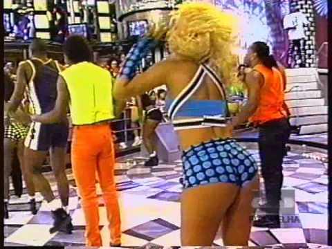 É o Tchan A dança do Bumbum 1996 Xuxa HITS