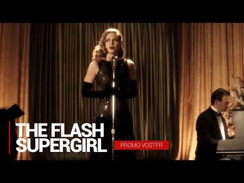 The Flash Supergirl 3x17 Duet Promo VOSTFR HD