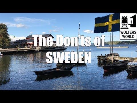 Xxx Mp4 Visit Sweden The DON Ts Of Sweden 3gp Sex