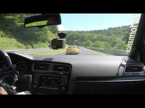 [VW Golf VII GTI] [Nürburgring Nordschleife]