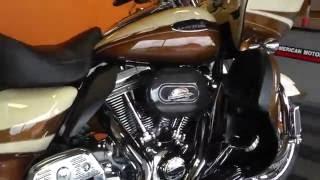 951929 - 2011 Harley Davidson CVO Road Glide Ultra FLTRUSE - Used motorcycles for sale