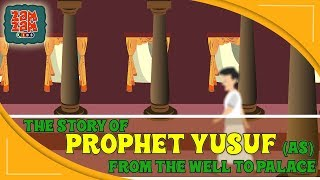 Quran Stories For Kids In English | Prophet Yusuf (AS)  Part-2 | Prophet Stories For Children