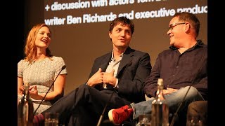 In conversation with the stars and crew from Strike - The Cuckoo's Calling | BFI