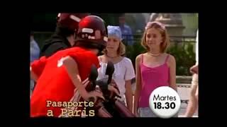(Promo) Cine telefe - Pasaporte a Paris (18-02-2014) Telefe