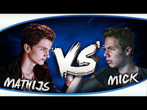 FIFA 15 - Mick VS TVG #2 IJS CHALLENGE! [NL]