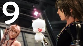 Final Fantasy XIII-2 - Movie Version -9- New Hope In Academia