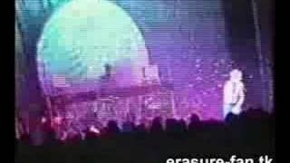ERASURE Take a chance on me - LIVE IN LONDON 1996 TINY TOUR