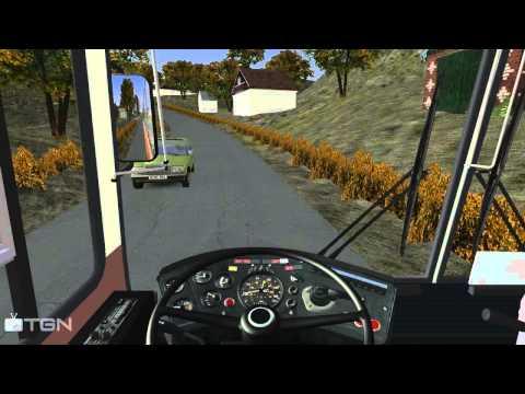 OMSI 2 SIMULADOR DE ÔNIBUS Auto Estrada V4 Linha 2.