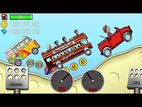 Xxx Mp4 Cars Hill Climb Racing Games BUS Car Cartoon Сars For Kids Android HD 3gp Sex