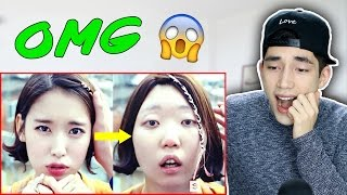 The Power Of Makeup (Korean Commercial) Reaction