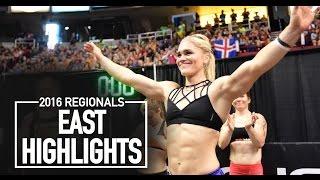 East Regional Highlights