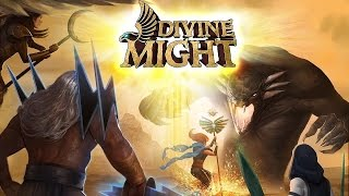 Divine Might - 3D MMORPG Android GamePlay Trailer (HD) [Game For Kids]