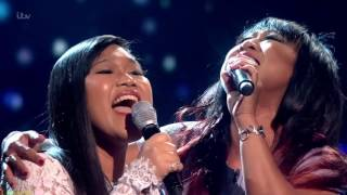 Britain's Got Talent 2016 Ana & Fia Almanda Semi Final Round 5 Full Performance S10E16
