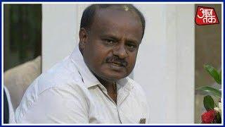 H.D. Kumaraswamy To Take Oath As Karnataka Chief Minister Today At 4.30 PM