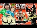 Download Video DAD CAPTURED! Bendy and the Ink Machine #3 Haunts Our House FGTEEV Chapter 2 Boss 👹 SCARY Kids Game 3GP MP4 FLV