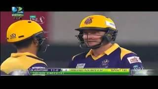 Peshawar Zalmi Vs Quetta Gladiators- Full Match Highlights-PSL T20 2016