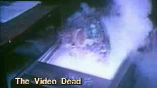 The Video Dead 1987 Trailer