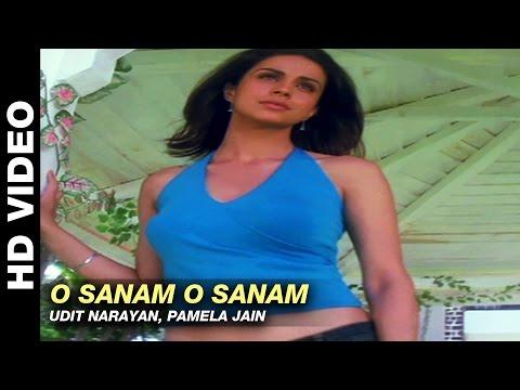 O Sanam O Sanam - Jurm   Udit Narayan, Pamela Jain   Bobby Deol & Lara Dutta