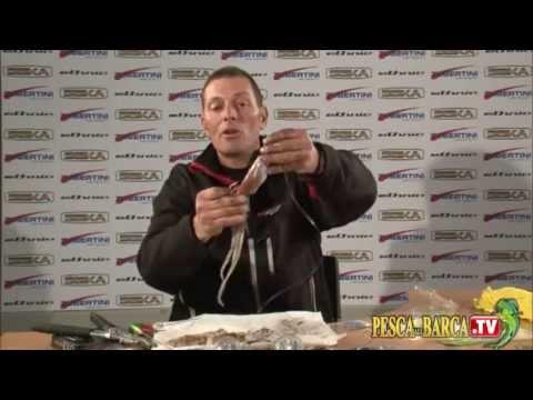 Come pescare con polpo manovrato