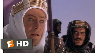 Lawrence of Arabia (8/8) Movie CLIP - No Prisoners (1962) HD