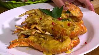 DEMEN MAKAN - Mencoba Seafood Ala Monster Di Surabaya (1/4/18) Part 2