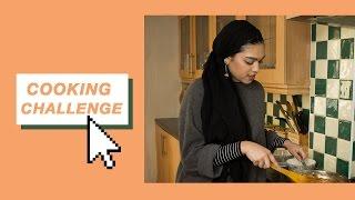 BENGALI COOKING CHALLENGE W/ NCS | #AD