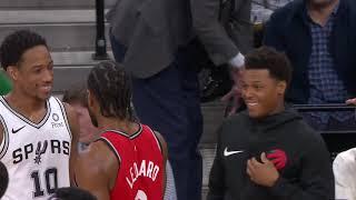Toronto Raptors vs San Antonio Spurs | January 3, 2019