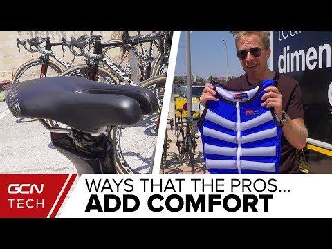 Pro Cycling Hacks To Make Bikes More Comfortable Vuelta a España Tech