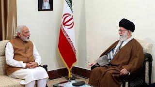 PM Modi gifts Kufic Script Quran to Ayatollah Khamenei   वनइंडिया हिन्दी