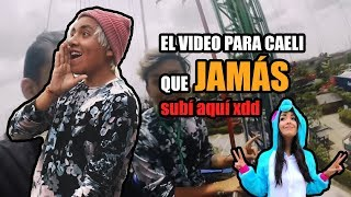 EL VIDEO PARA CAELI QUE NUNCA SUBÍ A ESTE CANAL xdd (storytime de miedo) | Smith Benavides