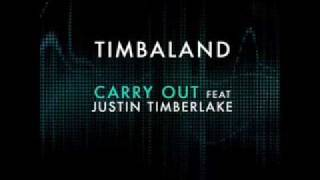 Timbaland  Carry Out Ft Justin Timberlake Full Hq Shock Value Ii Single