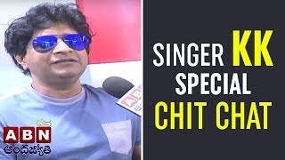 Singer KK Exclusive Interview,Sings Telugu Songs