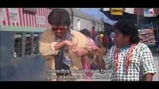 DEEWANA MASTANA COMEDY SCENE | Anil Kapoor, Johnny lever |