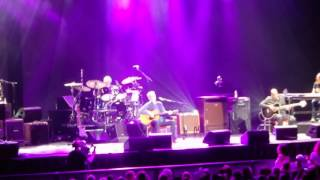 Nobody Knows You When You're Down And Out Eric Clapton MSG 3/20/2017