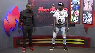 Fire 4 Fire on Adom TV (6-9-17)