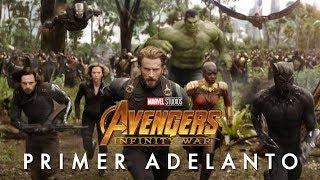 AVENGERS: INFINITY WAR de Marvel Studios – Primer Adelanto
