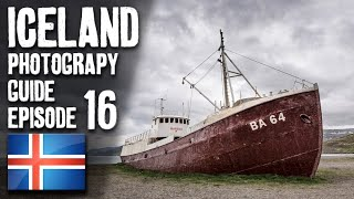 Landscape Photography in Iceland - Episode 16 - Gardar BA 64