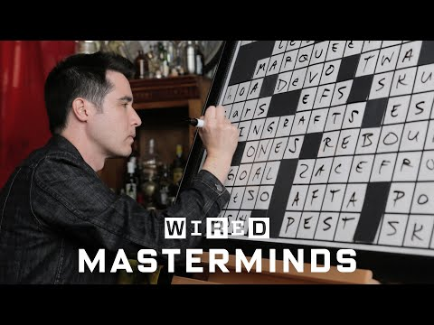 How to Create a Crossword Puzzle WIRED
