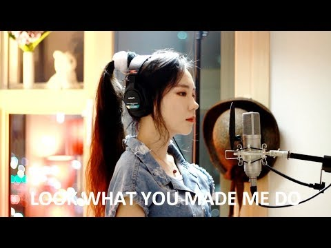 Taylor Swift - Look What You Made Me Do ( cover by J.Fla )
